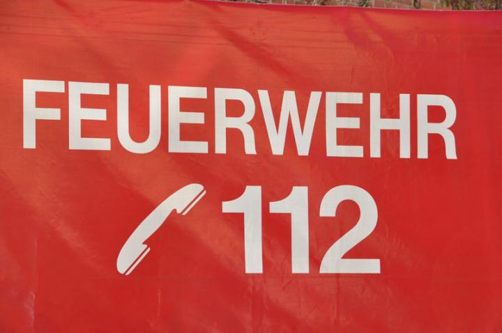 Wenn Sie uns brauchen: 112 und wir sind zur Stelle!